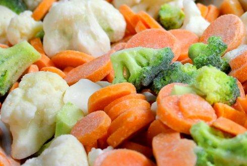 Minder voedselverspilling bij gebruik van diepvriesproducten