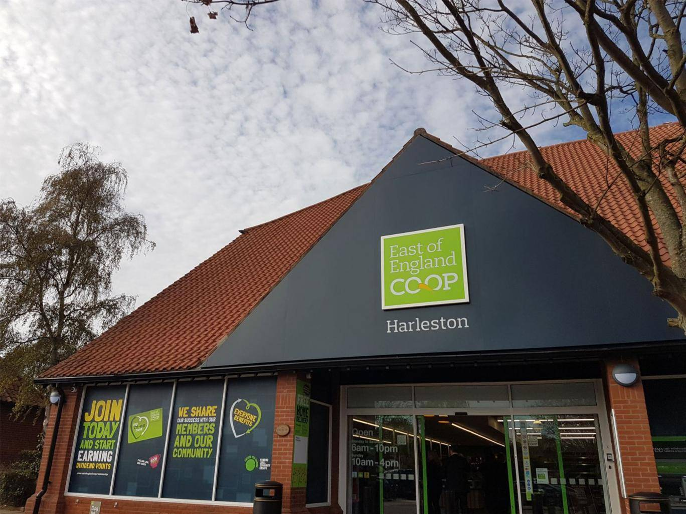 Co-op becomes first supermarket to sell food past its 'best before' date in bid to tackle waste