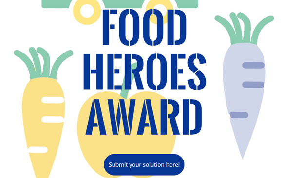 ZLTO wil met Food Heroes Award voedselverspilling tegengaan