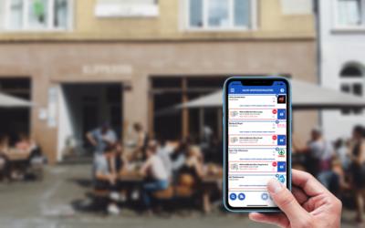 NoFoodWasted lanceert gloednieuwe app