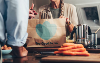 Too Good To Go app helps restaurants prevent 2,500 tonnes of CO2 emissions