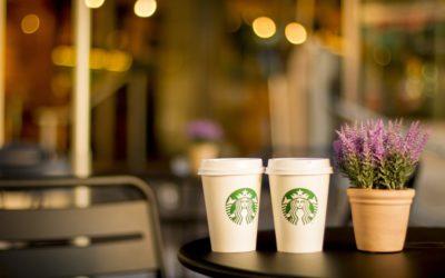 Starbucks investeert fors in duurzaamheid