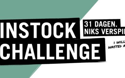 1 januari 2020 | Instock challenge: 31 dagen geen eten verspillen!