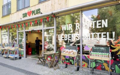 2,5 miljoen kilo eten gered door SIRPLUS-supermarkt in Duitsland