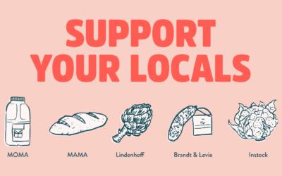 #supportyourlocals: lokale voedselproducenten verkopen voedselboxen