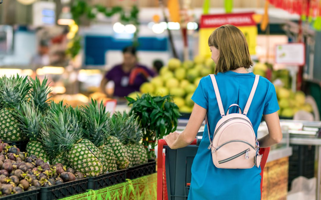 Dutch supermarkets provide insight in food waste