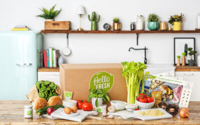 21% minder voedselverspilling bij koken met maaltijdboxen