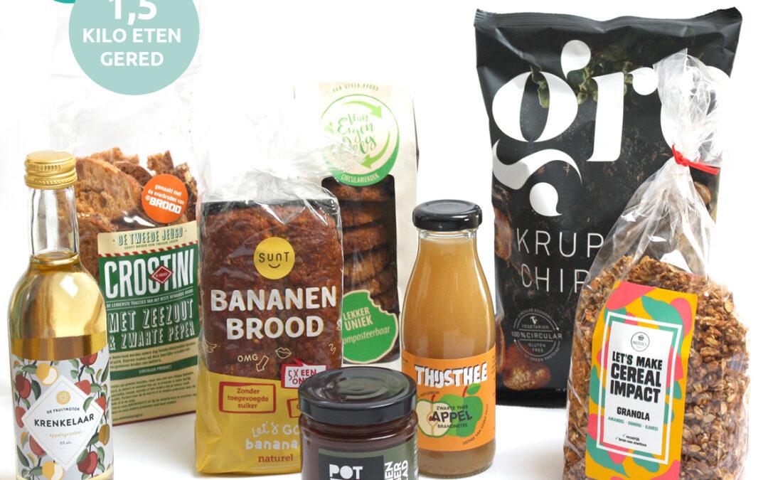 Verspilling is Verrukkelijk start crowdfunding om te blijven strijden tegen voedselverspilling