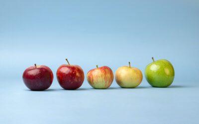 Nieuwe elektronische appel vermindert voedselverspilling