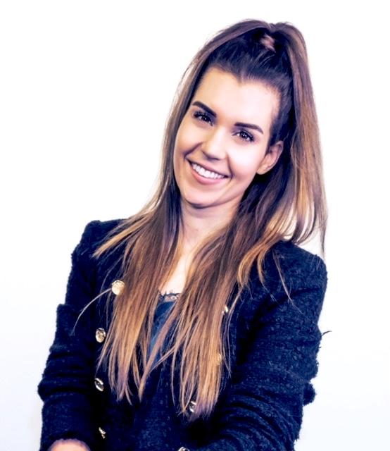 Portretfoto van onderzoeker Marit